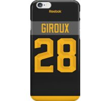 Philadelphia Flyers Claude Giroux NHL All-Star Black Jersey Back Phone Case iPhone Case/Skin