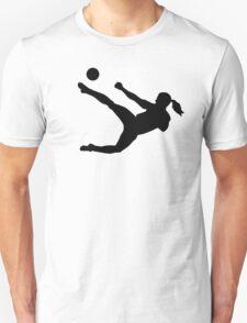 Women soccer Unisex T-Shirt