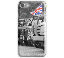 Land Rover. iPhone Case/Skin