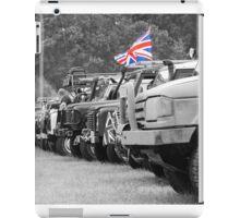 Land Rover. iPad Case/Skin