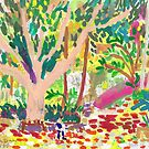 Fitzroy Gardens by John Douglas