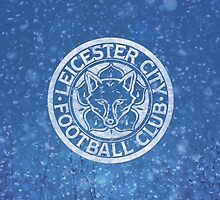 Leicester City F C snow by arisfebriyanto