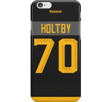Washington Capitals Braden Holtby NHL All-Star Black Jersey Back Phone Case iPhone Case/Skin