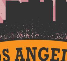 Local Author Los Angeles California Sticker