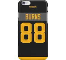 San Jose Sharks Brent Burns NHL All-Star Black Jersey Back Phone Case iPhone Case/Skin
