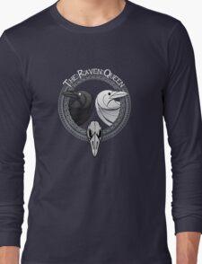 D&D Tee - Raven Queen Long Sleeve T-Shirt