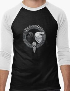 D&D Tee - Raven Queen Men's Baseball ¾ T-Shirt
