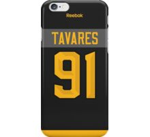 New York Islanders John Tavares NHL All-Star Black Jersey Back Phone Case iPhone Case/Skin
