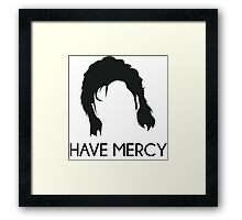 Have Mercy! - Uncle Jessie - Full House Framed Print