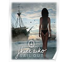 """Sail Out"" EP Cover (2013) Poster"