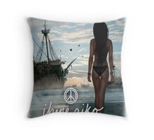 """""""Sail Out"""" EP Cover (2013) Throw Pillow"""
