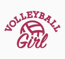 Volleyball girl by Designzz
