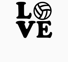 Volleyball love Unisex T-Shirt
