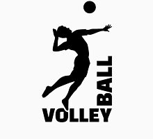 Volleyball player Unisex T-Shirt