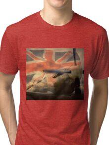 Grace Spitfire ML407 Tri-blend T-Shirt