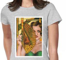 L'esprit et de l'art Womens Fitted T-Shirt