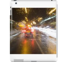 Driving Rain iPad Case/Skin