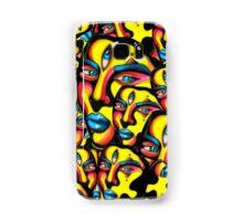 Gemini - Psychedelic Print  Samsung Galaxy Case/Skin