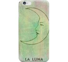 La Luna - The Moon - Tarot iPhone Case/Skin