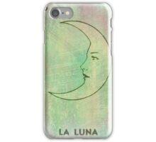 La Luna - The Moon - Tarot iPhone Case/Skin