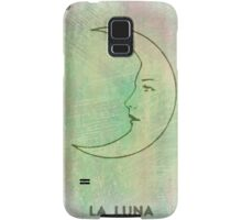 La Luna - The Moon - Tarot Samsung Galaxy Case/Skin