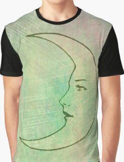 La Luna - The Moon - Tarot Graphic T-Shirt