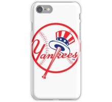 New York Yankees Logo iPhone Case/Skin