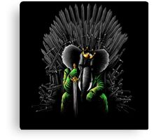 Babar - Game of Thrones Canvas Print