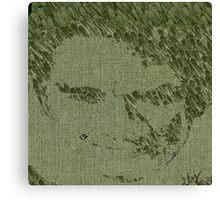 ATATÜRK Canvas Print