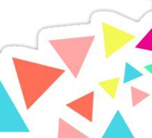 Triangle Heaven Sticker