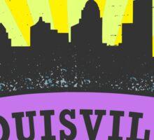 Local Author Louisville Kentucky 2 Sticker
