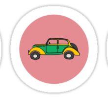 Italian Rush Hour Sticker