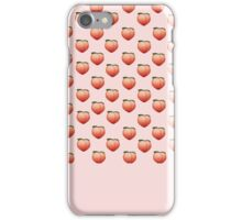 Peachy Keen iPhone Case/Skin