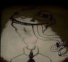 sigara içen kurbaga by dilayilkdogan