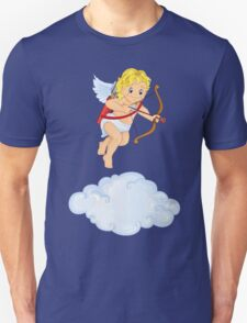 BEAUTIFUL CUPID WITH CLOUD T-Shirt