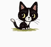 Cute black kitten Unisex T-Shirt