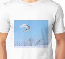 Into the wind Unisex T-Shirt