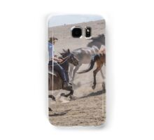 Chasing them up Samsung Galaxy Case/Skin