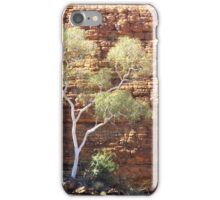 Ghost Gum and Walls of Kings Canyon, Northern Territory! Aust. iPhone Case/Skin