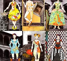 Paper Doll Fashion Fairytale Collection by Sharlzndollz