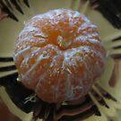 peel me a tangerine by MarianBendeth