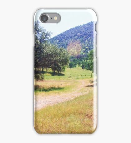 wonder valley died iPhone Case/Skin