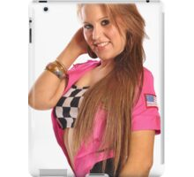 Time to Win The Race ! iPad Case/Skin