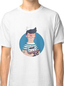 Funny Sailor Classic T-Shirt