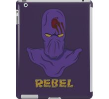 Rebel Foot-trooper - Alt iPad Case/Skin