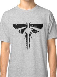 The Last of Us Grunge Firefly Emblem Classic T-Shirt