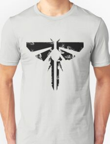 The Last of Us Grunge Firefly Emblem T-Shirt