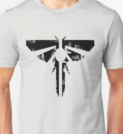 The Last of Us Grunge Firefly Emblem Unisex T-Shirt