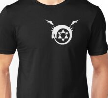 Fullmetal Alchemist - Homonculus Insignia (White) Unisex T-Shirt