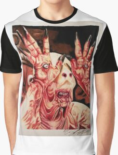 Pale Man Graphic T-Shirt